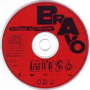 bravo hits 06 2 cd 1994. Black Bedroom Furniture Sets. Home Design Ideas