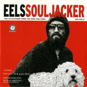 Cover - Eels: Souljacker