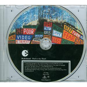 Radiohead: Hail To The Thief (CD) - Bild 3