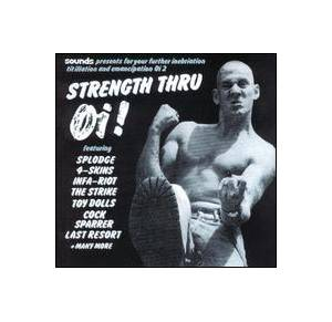 Strength Thru Oi! - Cover