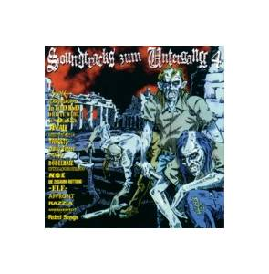 Soundtracks Zum Untergang 4 - Cover