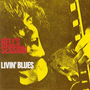 Cover - Livin' Blues: Hell's Session