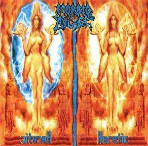 Morbid Angel: Heretic - Cover