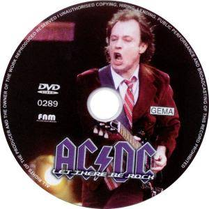 AC/DC: Let There Be Rock (DVD) - Bild 2