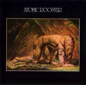 Atomic Rooster: Death Walks Behind You - Cover