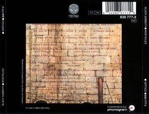 Black Sabbath: Mob Rules (CD) - Bild 3