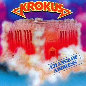 Krokus: Change Of Address - Cover