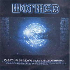 Cover - Wormed: Floating Cadaver In The Monochrome