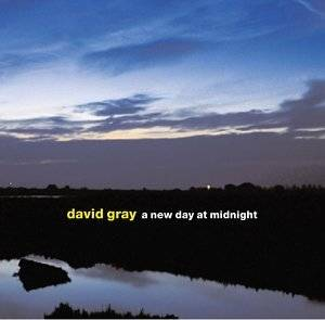 David Gray: New Day At Midnight, A - Cover