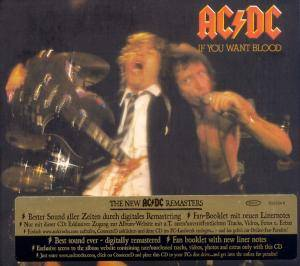 AC/DC: If You Want Blood You've Got It (CD) - Bild 1