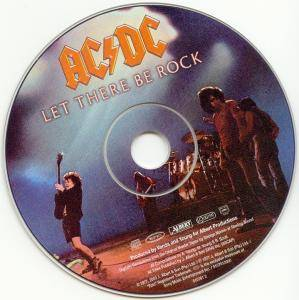 AC/DC: Let There Be Rock (CD) - Bild 3