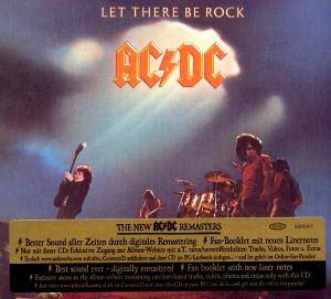 AC/DC: Let There Be Rock (CD) - Bild 1