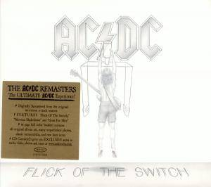 AC/DC: Flick Of The Switch (CD) - Bild 1