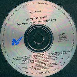 Ten Years After: Recorded Live (CD) - Bild 4