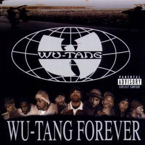 Wu-Tang Clan: Wu-Tang Forever - Cover
