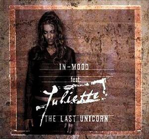 Cover - In-Mood Feat. Juliette: Last Unicorn, The