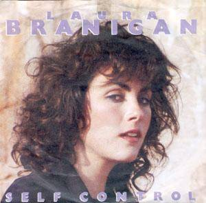 "Laura Branigan: Self Control (7"") - Bild 1"
