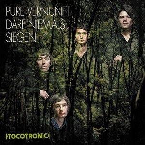 Tocotronic: Pure Vernunft Darf Niemals Siegen - Cover