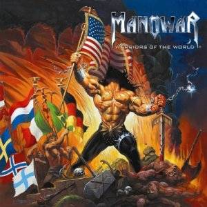 Manowar: Warriors Of The World - Cover
