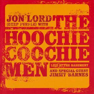 The Hoochie Coochie Men Feat. Jon Lord: Live At The Basement - Cover