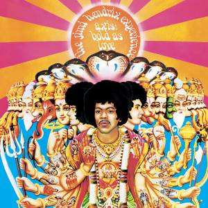 Cover - Jimi Hendrix Experience, The: Axis: Bold As Love