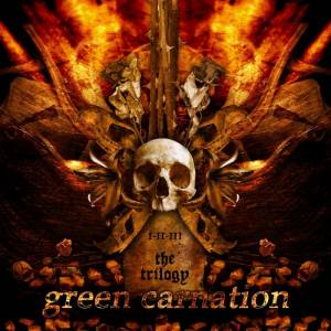 Cover - Green Carnation: Trilogy, The