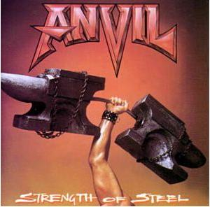 Anvil: Strength Of Steel - Cover
