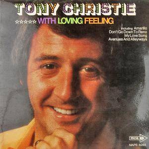 Cover - Tony Christie: With Loving Feeling