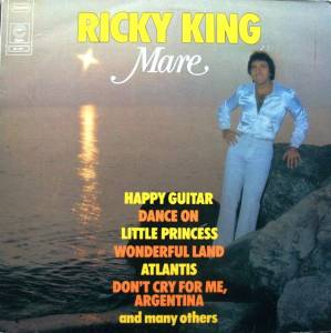 Cover - Ricky King: Mare
