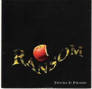 Cover - Ransom: Trouble In Paradise