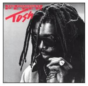 Peter Tosh: Toughest, The - Cover