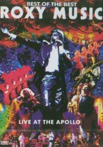 Roxy Music: Live At The Apollo - Cover