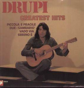 Drupi: Greatest Hits - Cover