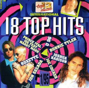 Cover - Prince Ital Joe Feat. Marky Mark: 18 Top Hits Aus Den Charts - 1/95