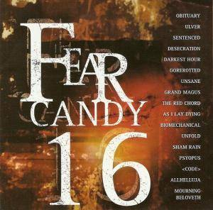 Cover - <code>: Terrorizer 132 - Fear Candy 16