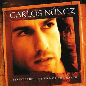 Cover - Carlos Núñez: Finisterre: The End Of The Earth