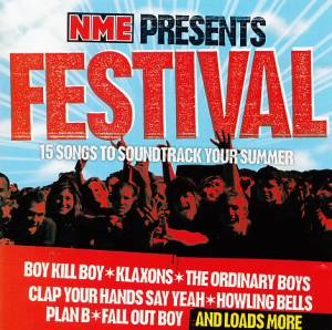 Cover - 747s: NME presents Festival: 15 Songs to Soundtrack Your Summer