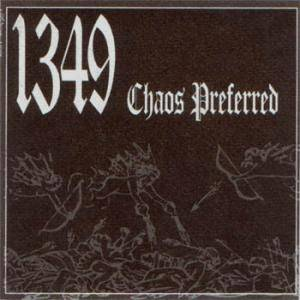 Cover - 1349: Chaos Preferred