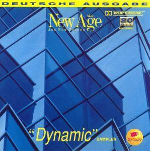 "Cover - Al Gromer Khan: New Age Music & New Sounds N. 6 ""Dynamic"""