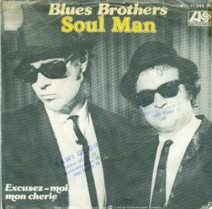 Cover - Blues Brothers, The: Soul Man
