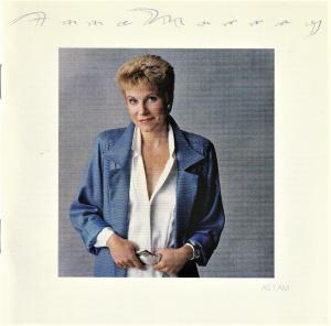 Anne Murray: As I Am - Cover
