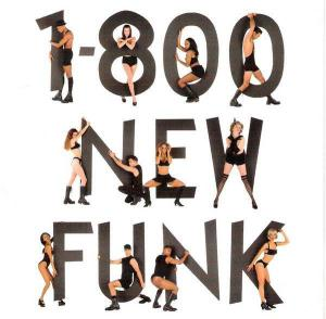 1-800 New Funk - Cover