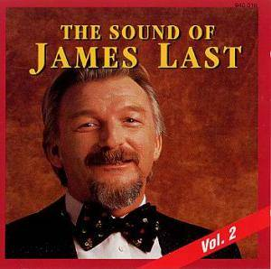 James Last: With Compliments - Cover
