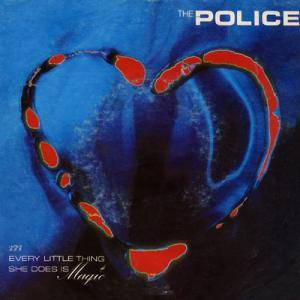 The Police: Every Little Thing She Does Is Magic - Cover