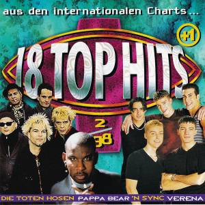 Cover - Groove Gangsters: Club Top 13 - 18 Top Hits Aus Den Charts - 2/98