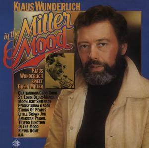 Klaus Wunderlich: In The Miller Mood - Cover