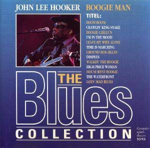 John Lee Hooker: The Blues Collection: Boogie Man (CD) - Bild 1
