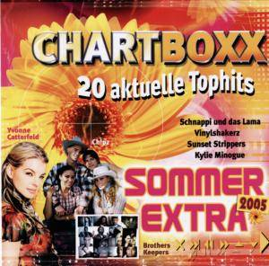 Cover - Sunset Strippers: Chartboxx - Sommer Extra 2005