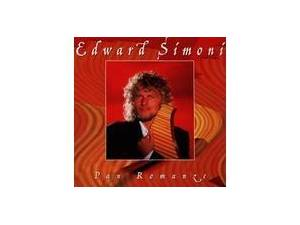 Cover - Edward Simoni: Pan Romanze