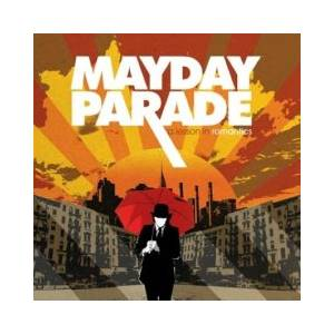 Cover - Mayday Parade: Lesson In Romantics, A